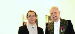 EW-prixW (En Novembre 2011, Etienne Wasmer recevait le Prix Wolowski – Eclairages)