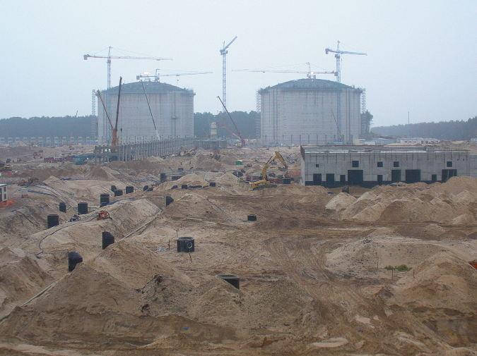 L'indépendance énergétique de la Pologne avec l'inauguration du Terminal LNG à Świnoujście