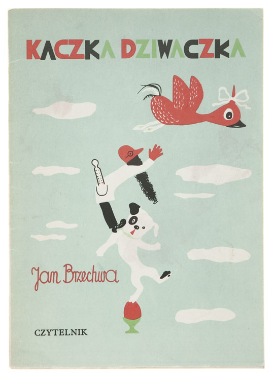 1945_franciszka-themerson-the strange-duckie