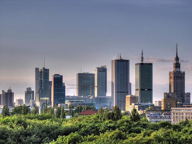 Varsovie, aujourd'hui.