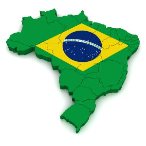 bigstock-D-Map-of-Brazil-29202350