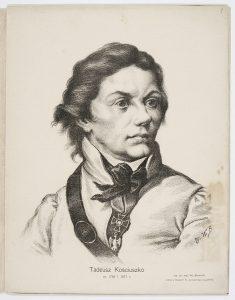 Tadeusz Kosciuszko, Barwicki