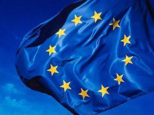 flaga UE (Projet « Pour une citoyenneté active en IDF »)