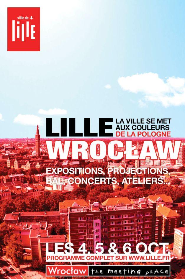 Retour sur le week-end  Lille-Wrocław (4, 5 et 6 octobre 2013)