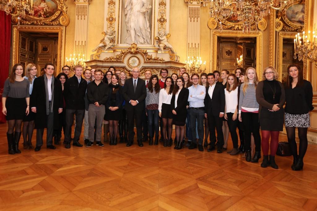 Photo Thierry Repentin - Rencontre du 7.11.13