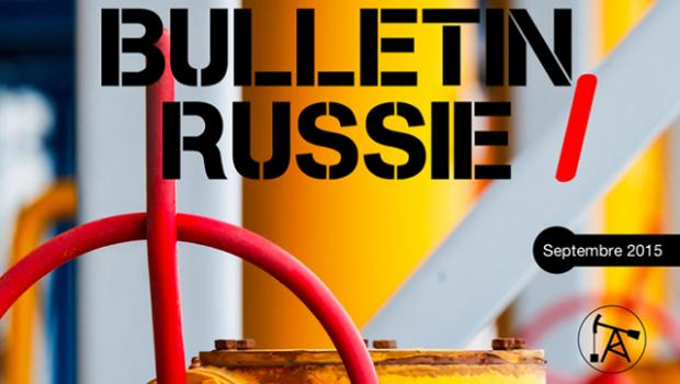 Bulletin de veille énergétique Russie #2