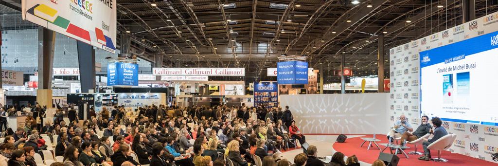 Salon du Livre Paris 2018 – représentation polonai…