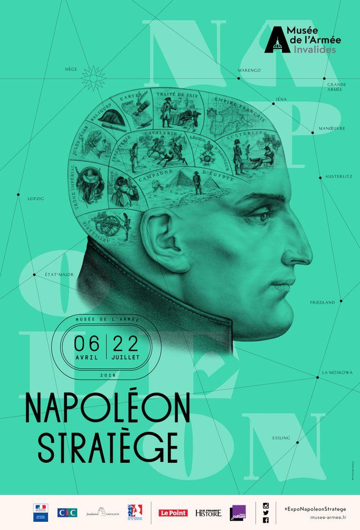 """""""Napoléon stratège"""" au musée de l'Armée du 6 avril…"""