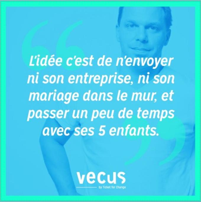 Vécus d'Entrepreneurs – conseils pour les chercheu…