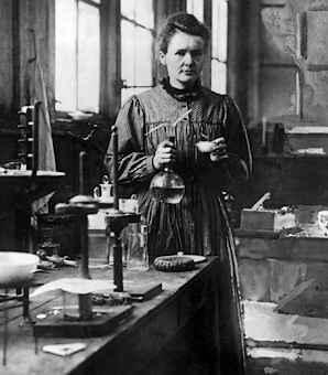 Marie Sklodowska-Curie à l'honneur en 2011