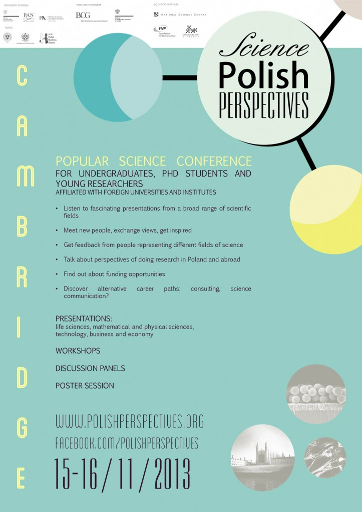 POSTER SPP2013 official