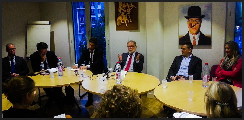 """""""Classe politique APGEF"""" – Volet 1 du cycle de conférences 2013/14 en libre écoute: paysage politique polonais"""