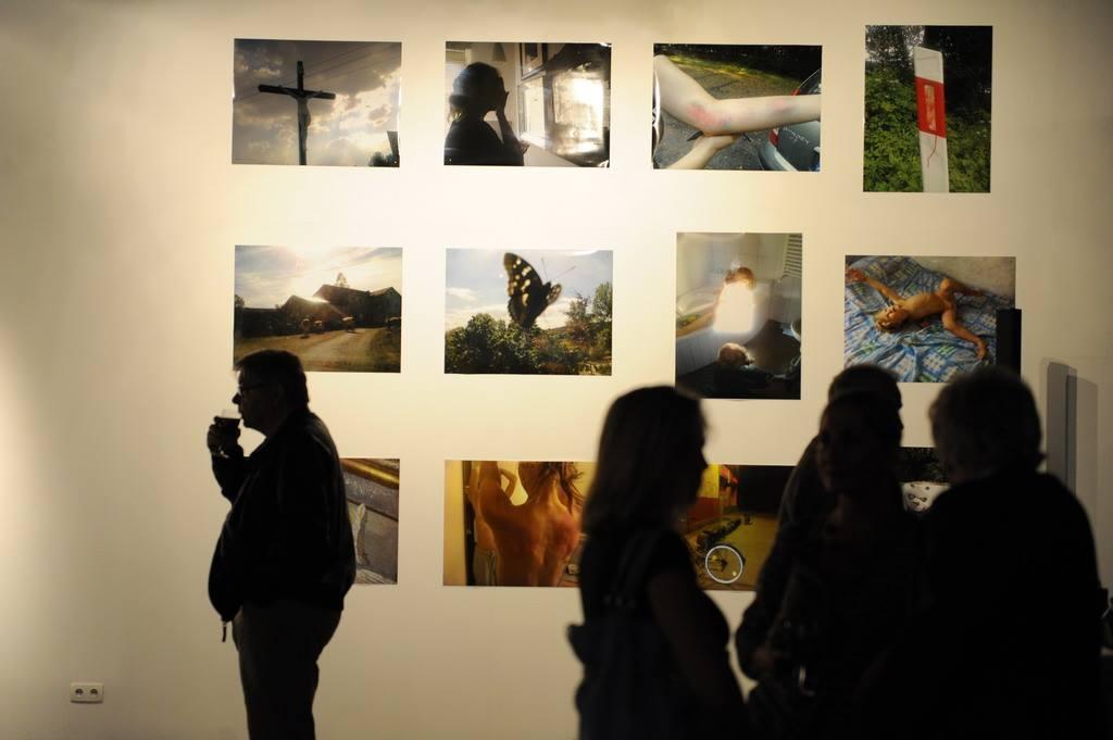 Exposition à la Maison de la Photographie (Photo : Ville de Lille)