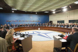 Meetings of the Minister of Defence at NATO Headquarters in Brussels- North Atlantic Council Meeting
