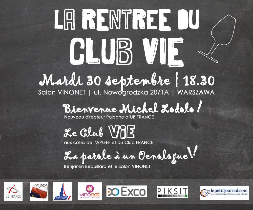CLUB VIE 30.09.2014