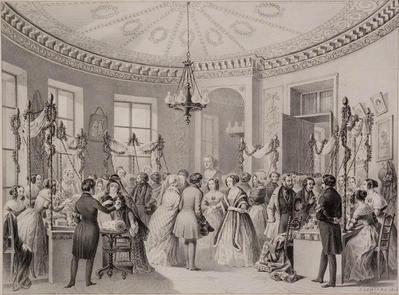"""Conférence SHLP le 20.02.15 – """"Le prestige de Paris sur l'aristocratie polonaise dans la première moitié du XIXe siècle"""""""