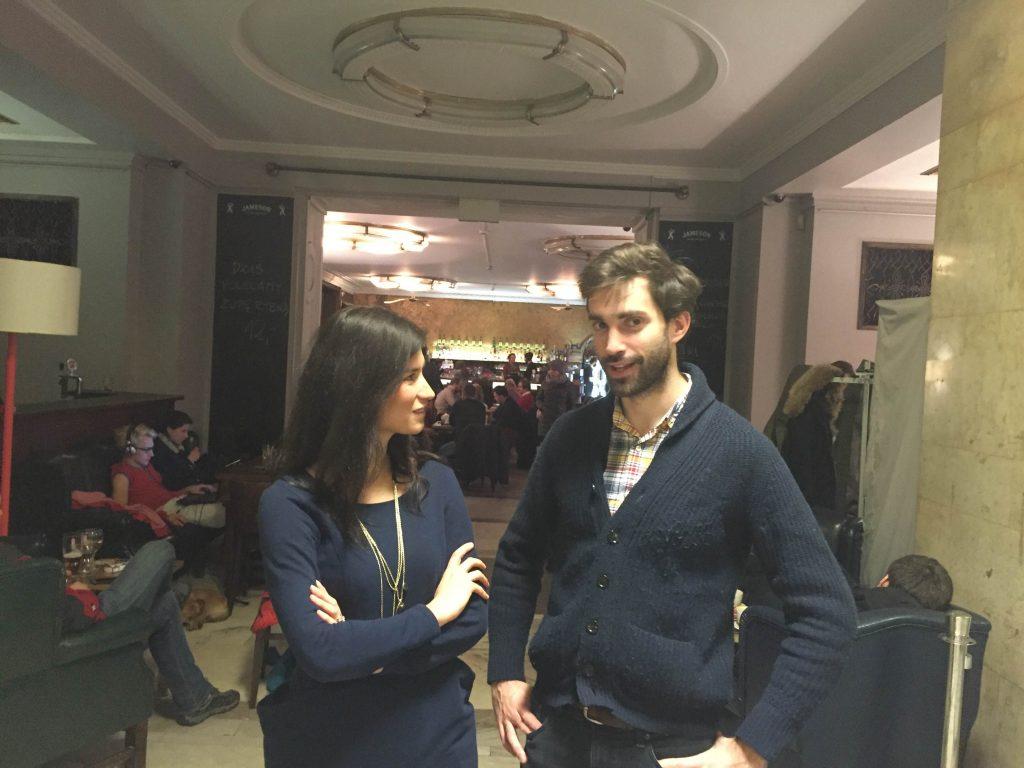 Interview APGEF Weronika Bernard