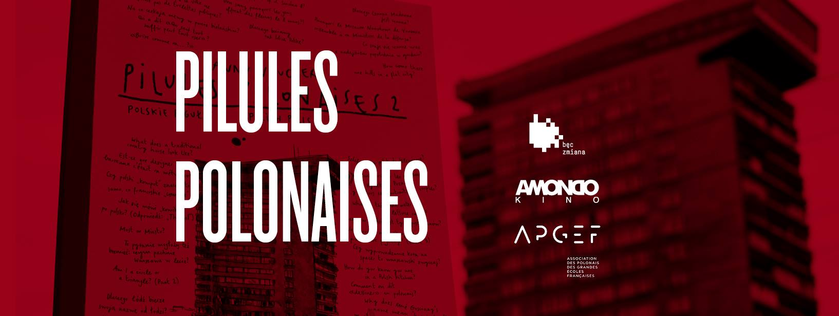 """Save the Date ! November, 8th at 6pm- Warsaw : Soiree with Fanny Vaucher, the author of """"Pilules Polonaises"""""""