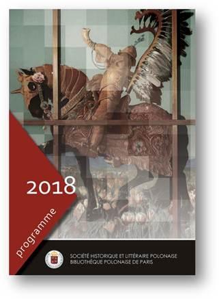 Le programme de la SHLP/BPP pour l'année 2018 est disponible