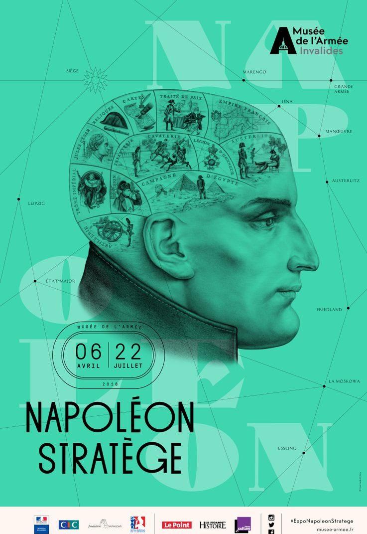 """""""Napoléon stratège"""" au Musée de l'Armée: quatre conférences enregistrées en écho à l'exposition"""