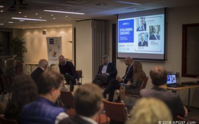 Alumni Business Rendez-vous : Photos of the conference held on the retail banking industry on the 30/10/2018 in Warsaw