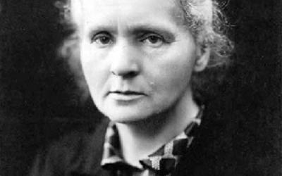 Marie Curie sur Google Arts & Culture