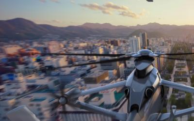 «Futur des Hélicoptères» – conférence de M. Tomasz Krysinski, vice-président Airbus Hélicoptère pour la recherche et l'innovation.