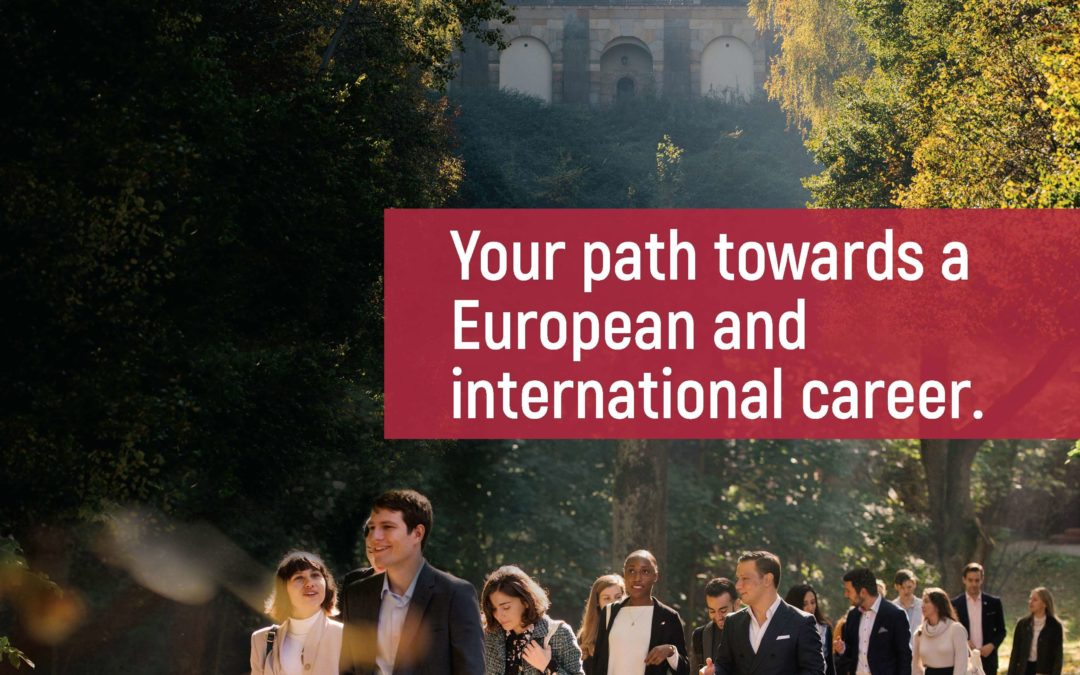 Applications open to the College of Europe – Scholarships for Polish candidates