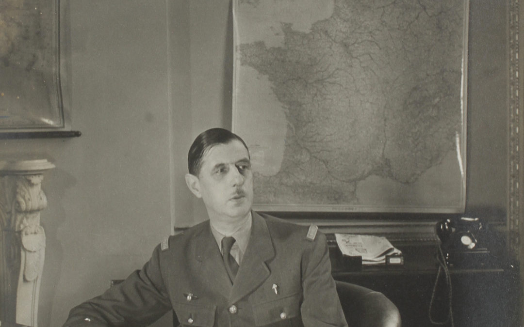 France Culture, Répliques – De Gaulle revisité