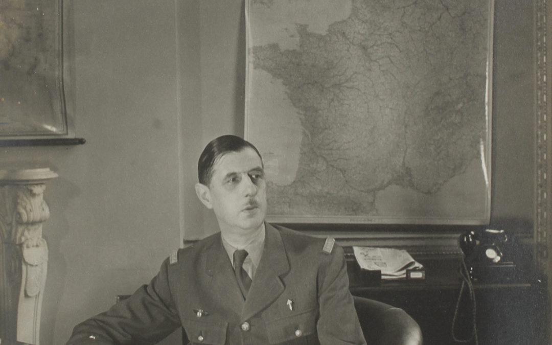 France Culture, Répliques – De Gaulle revisité