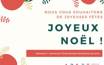 Radosnych i spokojnych Świąt Bożego Narodzenia życzymy